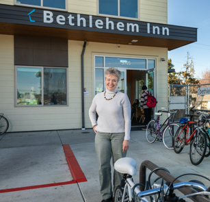 Nonprofit builds energy-efficient shelter