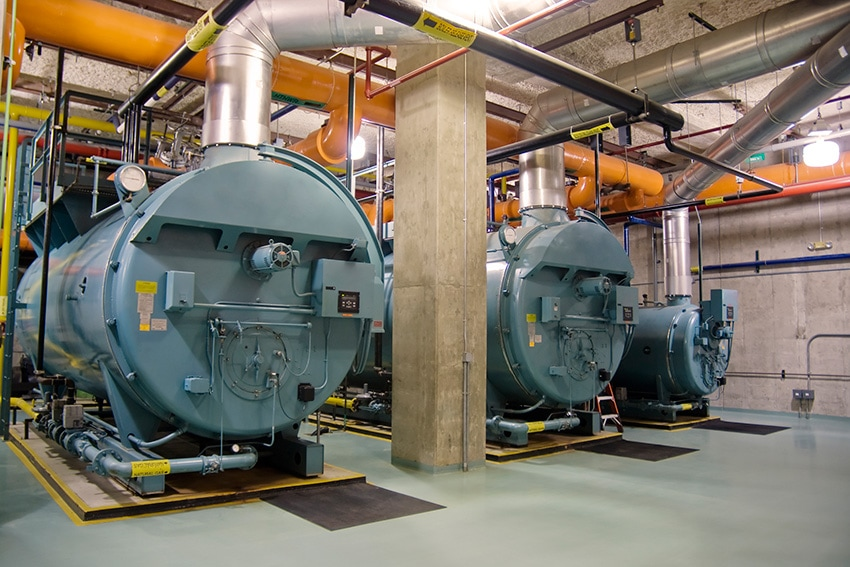 Existing Buildings: Gas HVAC and Water Heating