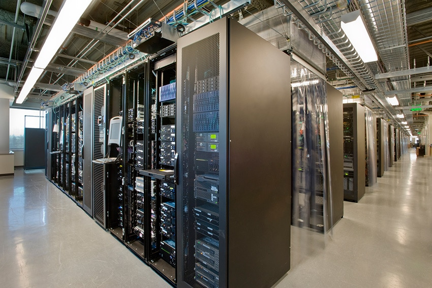 Existing Buildings: Computer Equipment