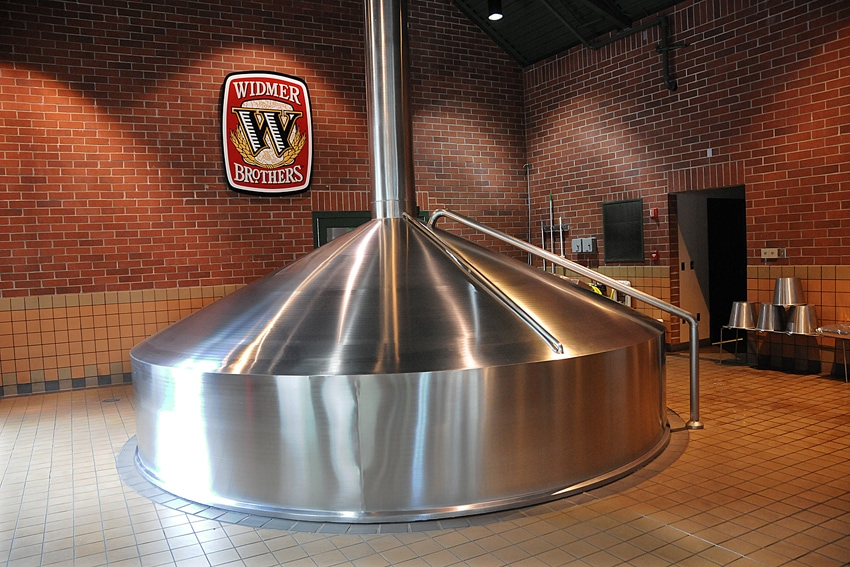 Widmer Brothers Brewing, Portland