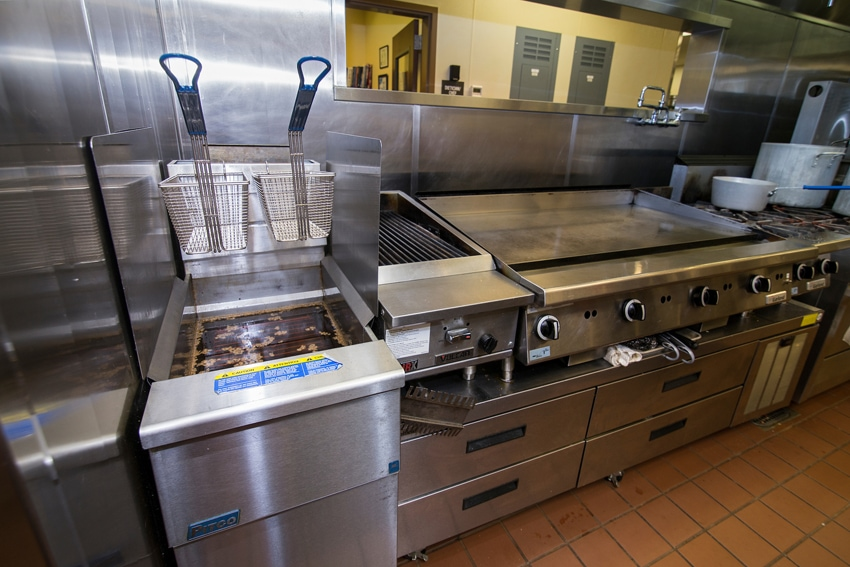 Existing Buildings: Lodging and Foodservice Equipment