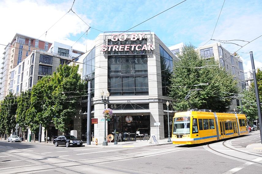 Streetcar Lofts, Portland