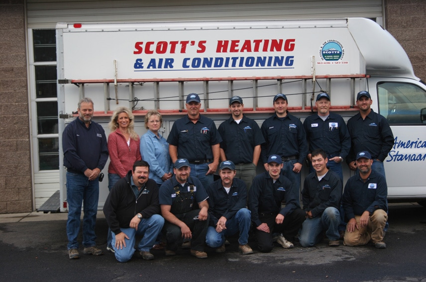Scott's Heating and Air Conditioning, La Grande