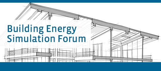 Building Energy Simulation Forum: Using Analytics to Achieve