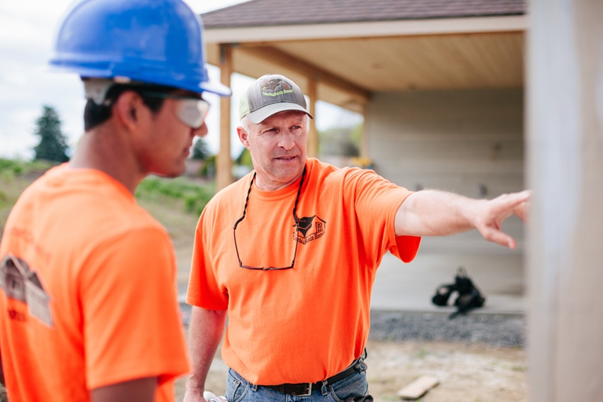 Columbia Basin Student Homebuilder Program, Hermiston