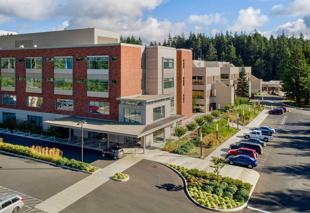 Bay Area Hospital, Coos Bay