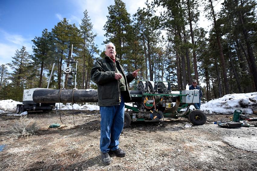 Irrigation Modernization, statewide