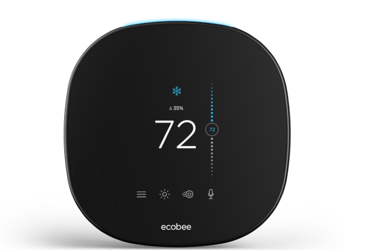 ecobee SmartThermostat with voice controlTM