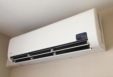 a ductless heat pump