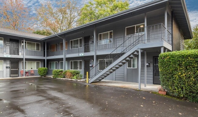Aalto Modern Apartments, Portland