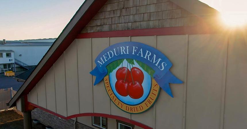 Meduri Farms, Dallas, Oregon